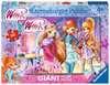 Winx Puzzle 60 Giant Puzzle;Puzzle per Bambini - Ravensburger