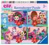 Cry Babies Puzzle 4 in a Box Puzzle;Puzzle per Bambini - Ravensburger
