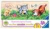 Niedliche Tierkinder Puzzle;Kinderpuzzle - Ravensburger