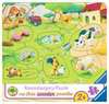 Kleine boerderij Puzzels;Puzzels voor kinderen - Ravensburger
