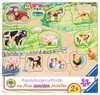 De madrugada en la granja Puzzles;Puzzle Infantiles - Ravensburger