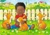 Mein allererstes Puzzle: Streichelzoo Baby und Kleinkind;Puzzles - Ravensburger