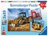 Digger at work! Jigsaw Puzzles;Children s Puzzles - Ravensburger