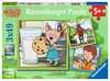 Mouse and Friends Jigsaw Puzzles;Children s Puzzles - Ravensburger