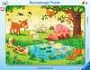 Kleine Tierfreunde Puzzle;Kinderpuzzle - Ravensburger