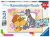 Disneys liebste Welpen Puzzle;Kinderpuzzle - Ravensburger