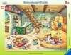 Bauernhofbewohner Puzzle;Kinderpuzzle - Ravensburger