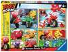 Ricky Zoom Puzzle 4x42 Bumper Pack Puzzle;Puzzle per Bambini - Ravensburger