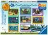The Gruffalo en andere verhaaltjes Puzzels;Puzzels voor kinderen - Ravensburger