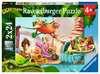 Rocky, Bill, Mazu en Tiny Puzzels;Puzzels voor kinderen - Ravensburger