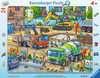 Staveniště 24 dílků 2D Puzzle;Dětské puzzle - Ravensburger