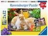 Guinea Pigs & Bunnies Puslespil;Puslespil for børn - Ravensburger