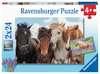 Pferdeliebe               2x24p Puslespil;Puslespil for børn - Ravensburger