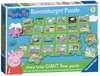 Peppa Pig Tell a Story Floor Puzzle, 24pc Puzzles;Children s Puzzles - Ravensburger