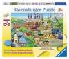 Busy Building Jigsaw Puzzles;Children s Puzzles - Ravensburger