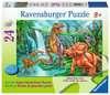 Dino Falls Jigsaw Puzzles;Children s Puzzles - Ravensburger