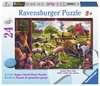 Les animaux de la ferme Bell Puzzles;Puzzles pour enfants - Ravensburger