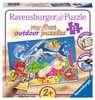 My first outdoor puzzle - Amusant monde sous-marin Puzzle;Puzzle enfant - Ravensburger