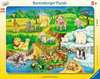 Zoobesuch Puzzle;Kinderpuzzle - Ravensburger