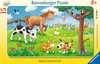 RP KNUFFIGE TIERFREUNDE 15p KL. 2D Puzzle;Dětské puzzle - Ravensburger
