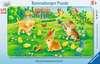 Kuschlige Tierkinder Puzzle;Kinderpuzzle - Ravensburger