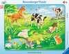 Tiere auf der Wiese Puzzle;Kinderpuzzle - Ravensburger