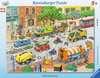 Lebendige Stadt Puzzle;Kinderpuzzle - Ravensburger