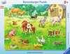 Meine Lieblingstiere Puzzle;Kinderpuzzle - Ravensburger