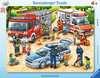 Spannende Berufe Puzzle;Kinderpuzzle - Ravensburger