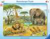 Afrikas Tierwelt Puzzle;Kinderpuzzle - Ravensburger