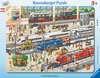 Am Bahnhof Puzzle;Kinderpuzzle - Ravensburger