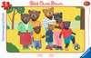 Puzzle cadre 15 p - Photo de famille / Petit Ours Brun Puzzle;Puzzle enfant - Ravensburger
