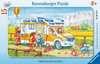 Sanitka 15 dílků 2D Puzzle;Dětské puzzle - Ravensburger