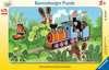 Der Maulwurf als Lokführer Puzzle;Kinderpuzzle - Ravensburger