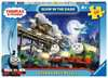 Thomas & Friends Giant Floor Glow in the Dark Puzzle, 60pc Puzzles;Children s Puzzles - Ravensburger