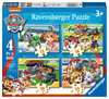 Paw Patrol 4 in Box Puzzles;Children s Puzzles - Ravensburger