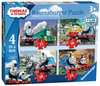 Thomas & Friends Big World Adventures 4 in a Box Puzzles;Children s Puzzles - Ravensburger