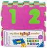 Zahlen und Tiere Puzzle;Kinderpuzzle - Ravensburger