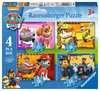Puppies op pad / La Pat Patrouille Puzzle;Puzzles enfants - Ravensburger