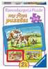 Meine Tierfreunde Puzzle;Kinderpuzzle - Ravensburger