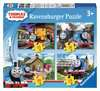 Thomas & Friends 4 in Box Puzzles;Children s Puzzles - Ravensburger