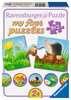 Tiere im Garten Baby und Kleinkind;Puzzles - Ravensburger