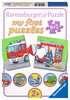 Speciale voertuigen /  Véhicules de travail Puzzle;Puzzles enfants - Ravensburger