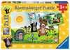 Lernspaß mit Maulwurf Puzzle;Kinderpuzzle - Ravensburger