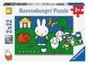 nijntje bij de dieren / miffy à la ferme Puzzle;Puzzles enfants - Ravensburger