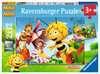 Biene Maja auf der Blumenwiese Puzzle;Kinderpuzzle - Ravensburger