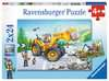 Diggers at Work Jigsaw Puzzles;Children s Puzzles - Ravensburger