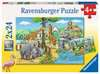 Welcome to the Zoo Jigsaw Puzzles;Children s Puzzles - Ravensburger