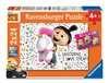 Mimoňové: Já Padouch 3 - Agnes&die  2x24 dílků 2D Puzzle;Dětské puzzle - Ravensburger