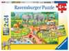 Ein Tag im Zoo Puzzle;Kinderpuzzle - Ravensburger